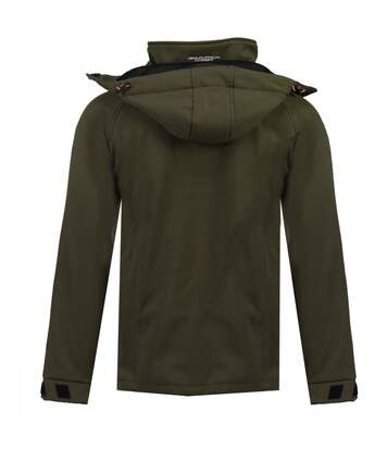 Veste softshell kaki homme Geographical Norway Taboo