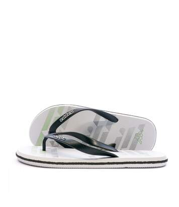 Tongs Blanches Homme Kappa Maceo 2