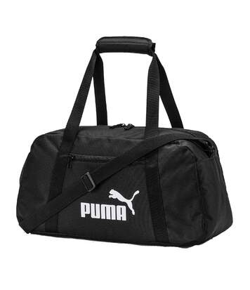 Sac noir homme Puma Phase Sports Bag