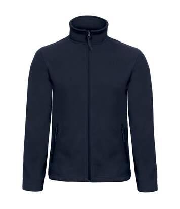 B&C Collection Mens ID 501 Microfleece Jacket (Black) - UTRW3527