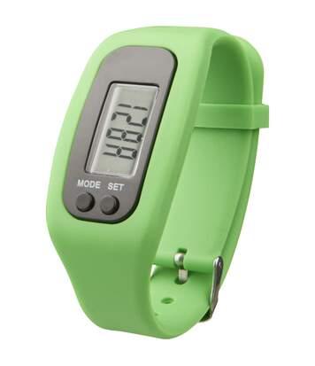 Bullet Get-Fit Pedometer Smart Watch (Pack of 2) (25 x 2.7 x 1.5 cm) (Solid Black) - UTPF2564