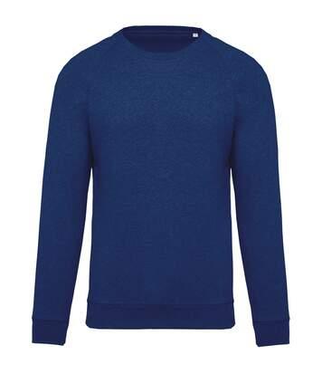 Kariban- Sweatshirt  Biologique Raglan - Homme (Bleu outremer) - UTPC2990