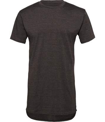 T-shirt coupe longue