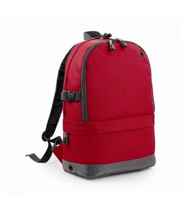 Bagbase - Sac À Dos Pour Ordinateur Portable (18 Litres) (Lot De 2) (Rouge) - UTRW6688
