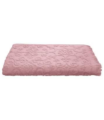Drap de Douche Esprit de Campagne 70x130cm Rose