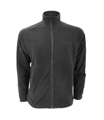 Craghoppers Mens Basecamp Microfleece FZ Full Zip Jacket (Black) - UTRW367