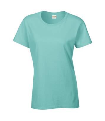 Gildan - T-Shirt À Manches Courtes Coupe Féminine - Femme (Vert menthe) - UTBC2665