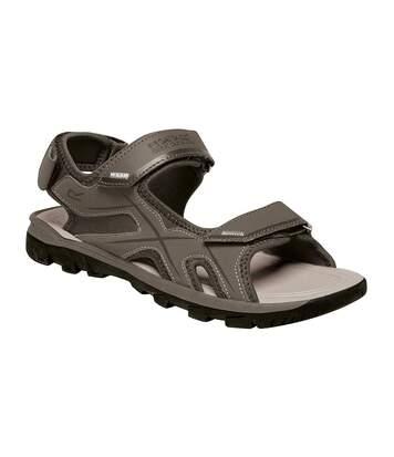 Regatta Mens Kota Drift Open Toe Sandals (Treetop/Clove) - UTRG4171