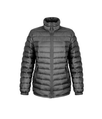 Result Ladies/Womens Ice Bird Padded Jacket (Water Repellent & Windproof) (Black) - UTBC2047
