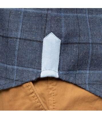 Chemise manches longues carreaux 67
