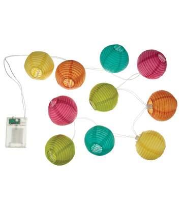 Atmosphera - Guirlande LED multicolore L120