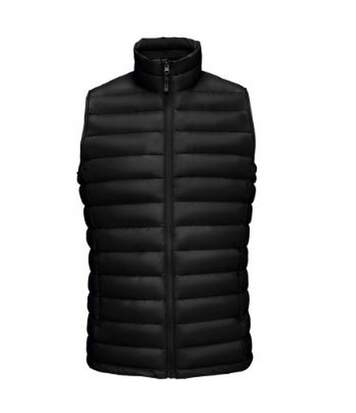 SOLS Mens Wilson Lightweight Padded Bodywarmer (Black) - UTPC3291