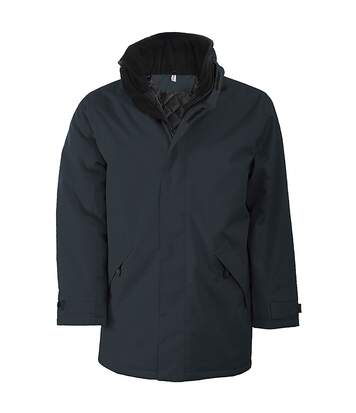 Kariban Mens Parka Performance Jacket (Navy/Navy) - UTRW731