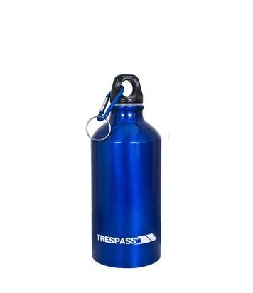 Trespass Swig - Gourde Avec Mousqueton (500Ml) (Bleu) (Taille unique) - UTTP522