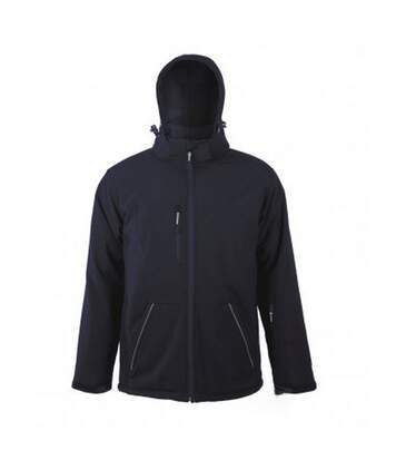 SOLS Mens Rock Soft Shell Jacket (Breathable, Windproof And Water Resistant) (French Navy) - UTPC413