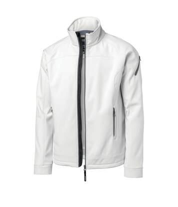 Veste blouson softshell - homme - NB30M - blanc