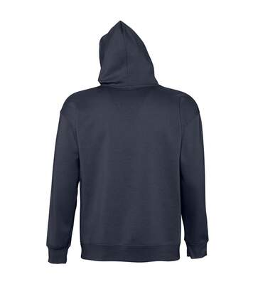 Sols Slam - Sweatshirt À Capuche - Homme (Bleu marine) - UTPC381