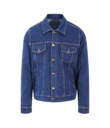 So Denim Mens Noah Denim Jacket (Dark Blue Wash) - UTPC3640