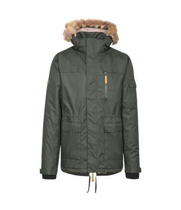Trespass Mens Mount Bear Parka Jacket (Olive) - UTTP4513