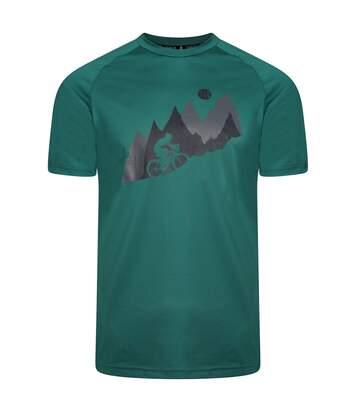 Dare 2B Mens Righteous II Mountain T-Shirt (Vert Ultramarine) - UTRG6004