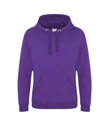 AWDis Just Hoods Mens Graduate Heavyweight Hoodie (Purple) - UTPC2969