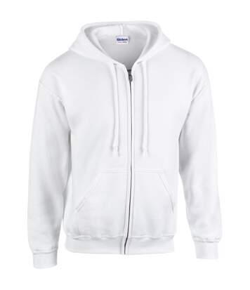 Gildan - Sweatshirt - Homme (Blanc) - UTBC471