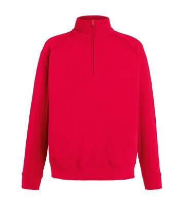 Fruit Of The Loom - Sweatshirt - Homme (Rouge) - UTRW4501