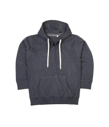 Mantis Womens/Ladies Superstar Zip Hooded Sweatshirt / Hoodie (Dark Navy) - UTBC2691