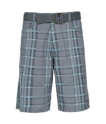 Trespass Mens Penza Casual Shorts (Storm Grey) - UTTP3260