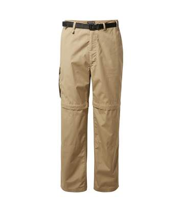 Craghoppers - Pantalon Convertible - Homme (Beige) - UTCG292
