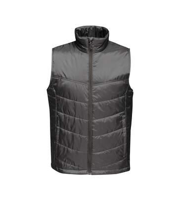 Regatta Mens Stage Insulated Bodywarmer (Black) - UTBC4130