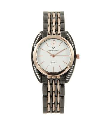 Montre Femme GIORGIO bracelet Acier Noir