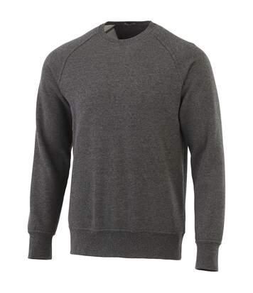 Elevate Kruger Crew Neck Sweater (Red) - UTPF1861