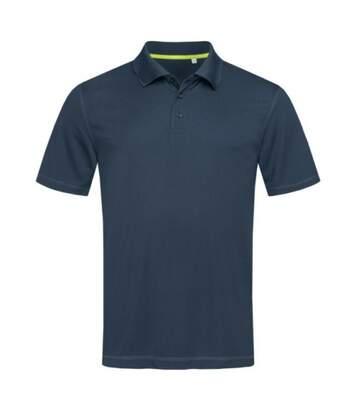 Stedman -  Polo - Hommes (Bleu Marine) - UTAB346
