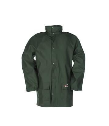 Sioen Mens Flexothane Classic Dortmund Coat (Olive Green) - UTTL788