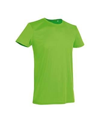 Stedman Mens Active Sports Tee (Kiwi Green) - UTAB332