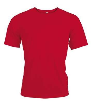 Kariban - T-Shirt Sport - Homme (Jaune fluo) - UTRW2717
