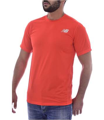 Tee shirt de running  -  New balance - Homme