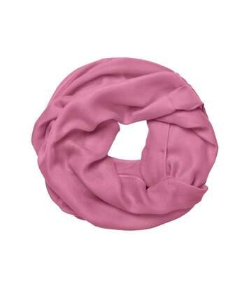 Echarpe - Tour de cou adulte - Taille unique - MB7316 - rose clair