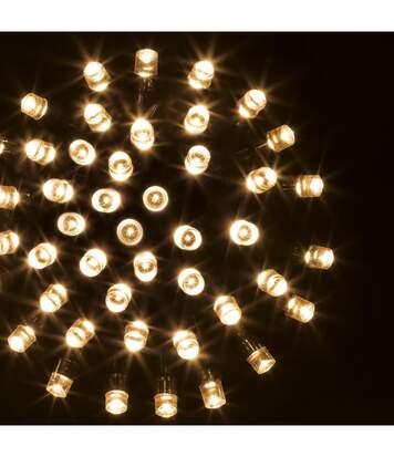 Feeric Christmas - Guirlande Lumineuse Intérieure et Extérieure 18 m 180 LED Blanc chaud et 8 jeux de lumière