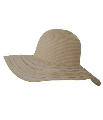 Chapeau capeline semi-transparente LUCIE