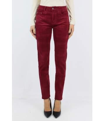 Jeans en velours