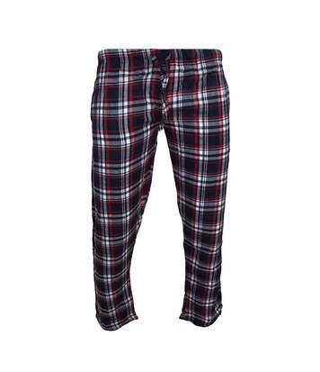 Brave Soul - Pantalon De Pyjama - Homme (Bleu) - UTUT274
