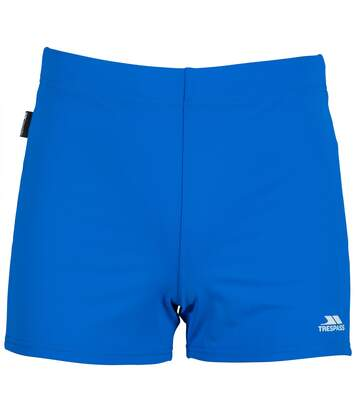 Trespass Mens Exerted Contrast Panel Swim Shorts (Bright Blue) - UTTP2198