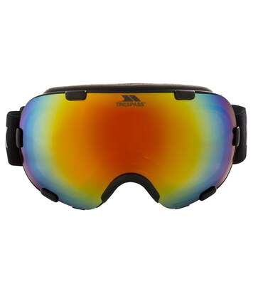 Trespass Elba Dlx - Masque De Ski (Noir) (Taille unique) - UTTP3990