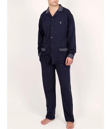 Tenue d'intérieur pyjama pantalon chemise Mazarine Admas