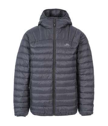 Trespass Mens Romano Down Jacket (Dark Grey) - UTTP3776