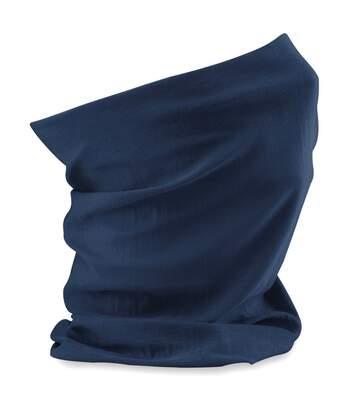Echarpe tubulaire - tour de cou adulte - B900 - bleu marine