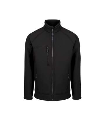 Regatta Professional Mens Northway Premium Soft Shell Jacket (Black) - UTPC4049