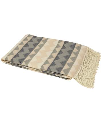 Riva Home Aztec - Couverture (Taupe) - UTRV162